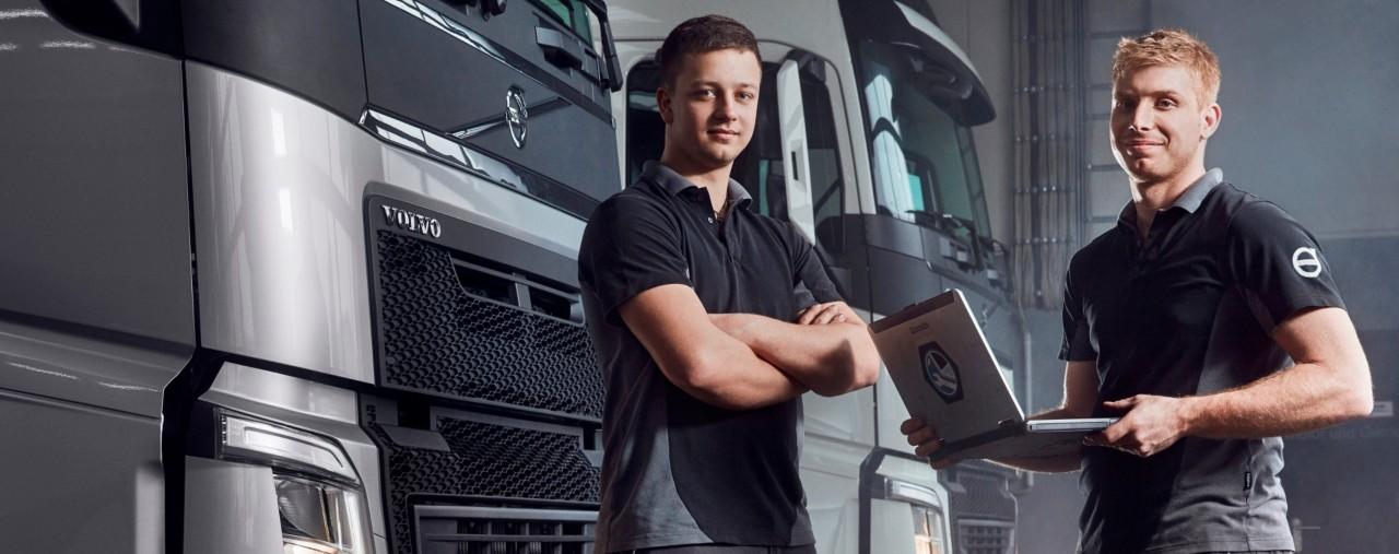 Získajte viac informácií o duálnom vzdelávaní Volvo Group Slovakia