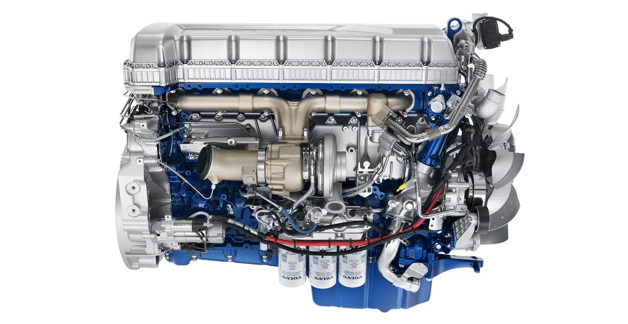 Motor Volvo Trucks