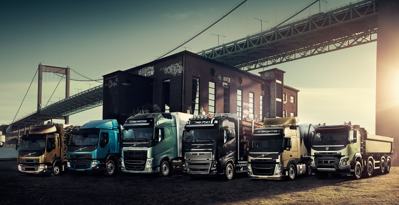 Volvo Trucks Interactive overview