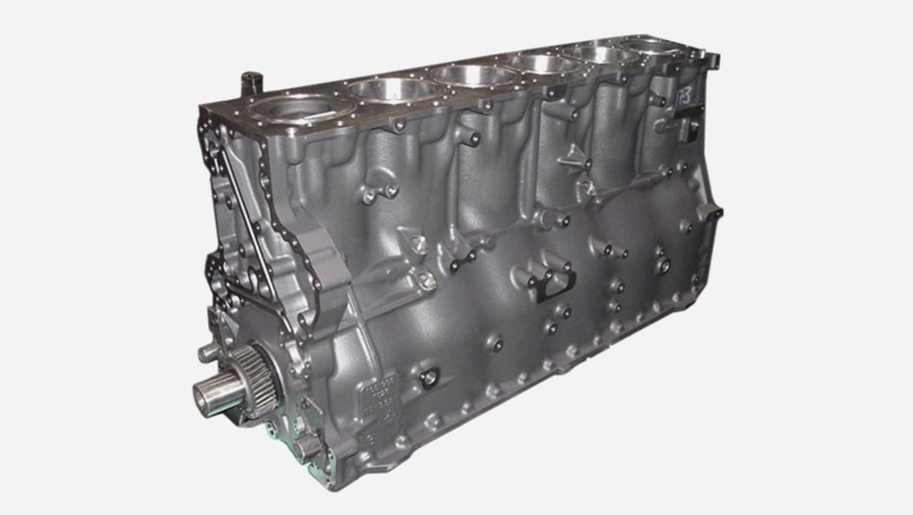 Kompletný blok motora